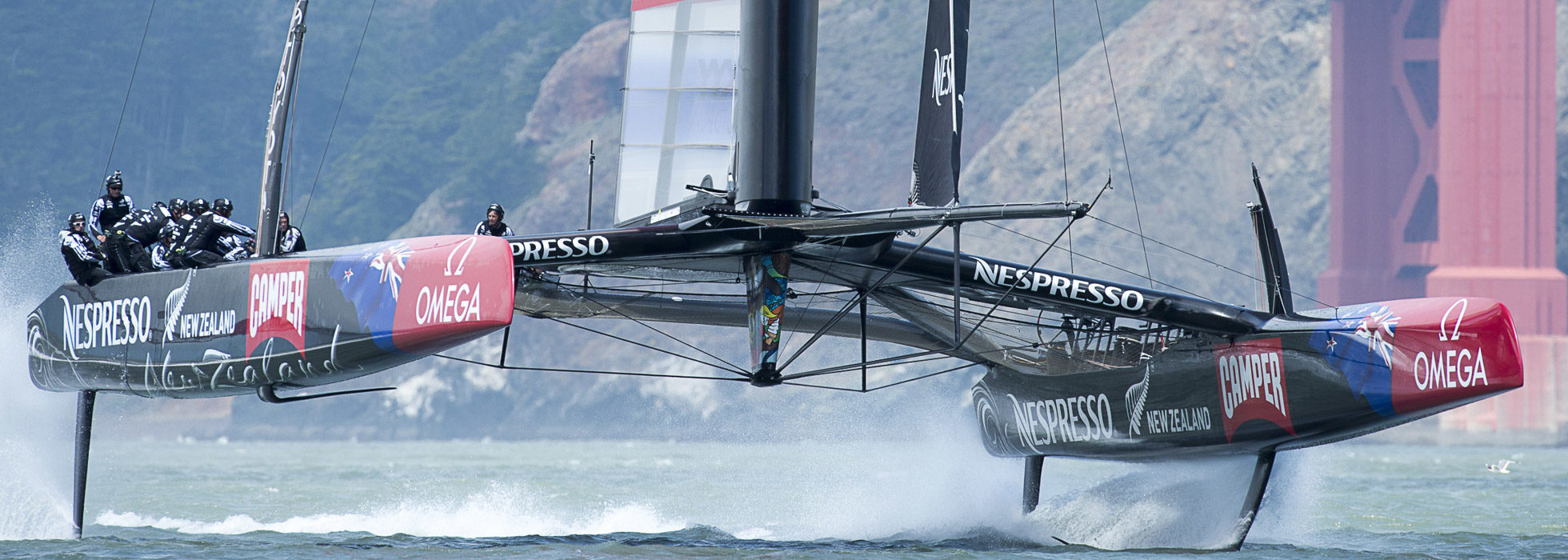 America's Cup - Emirates Team New Zealand